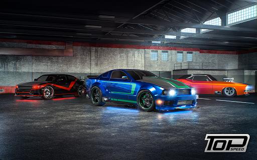 Top Speed: Drag & Fast Street Racing 3D screenshot 4