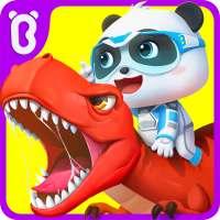Baby Panda's Dinosaur World on 9Apps