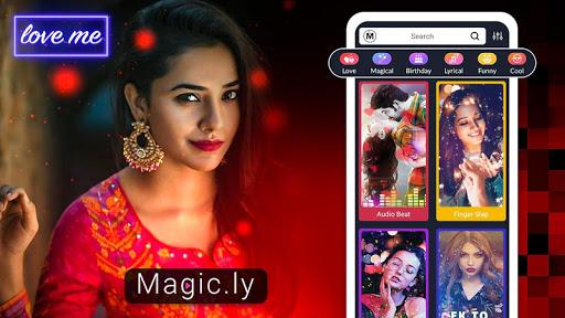 Magic.ly™ - Magic Video Maker & Video Editor screenshot 4