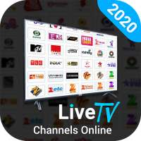 Live TV Channels Free Online Guide on 9Apps