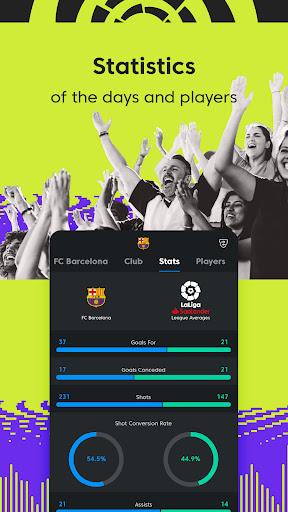 La Liga Official App - Live Soccer Scores & Stats screenshot 8