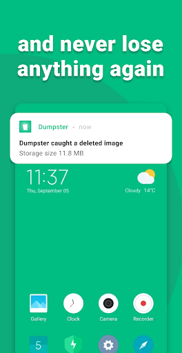 Dumpster - Recover Deleted Photos & Video Recovery screenshot 4