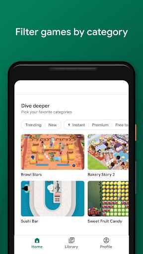 Google Play Spiele screenshot 4