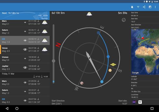 ISS Detector screenshot 11