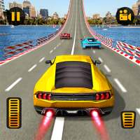 Impossible GT Car Racing Stunts 2021 on 9Apps