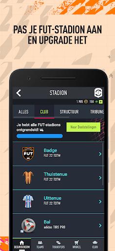 EA SPORTS™ FIFA 22 Companion screenshot 2