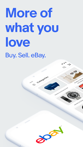 eBay: Discover great deals and sell items online screenshot 1