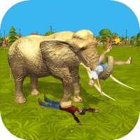 Elephant Simulator 3D on 9Apps