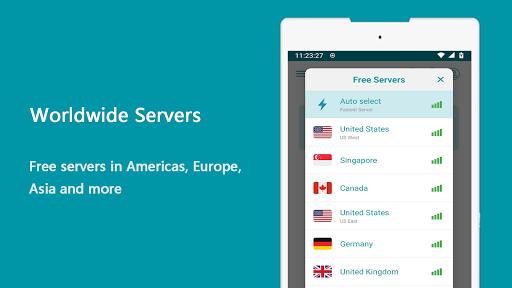 Thunder VPN – Schnelles, kostenloses VPN screenshot 8