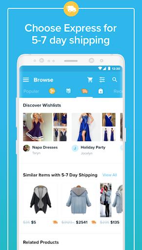 Wish - Shopping Made Fun स्क्रीनशॉट 8
