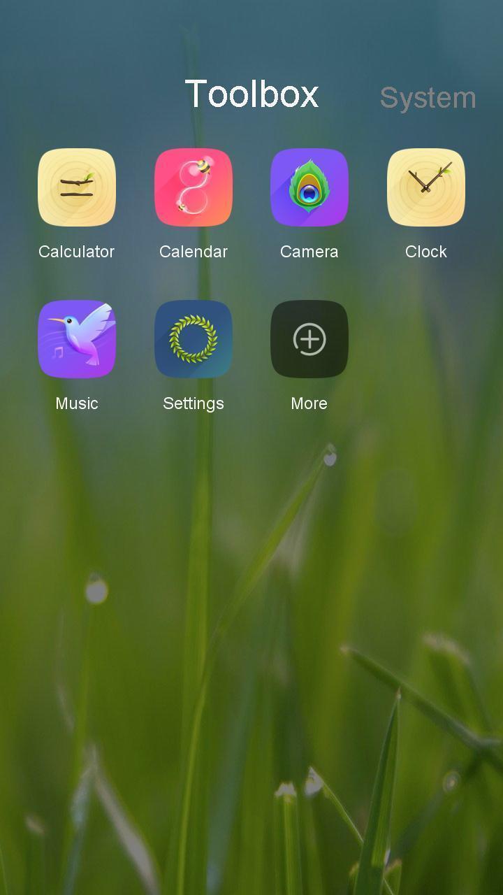 Nature - Launcher Theme screenshot 3