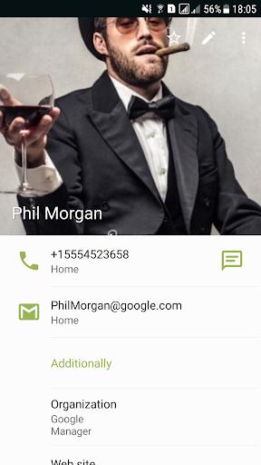 Phone   Contacts and Calls 5 تصوير الشاشة