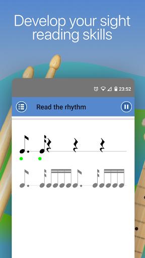 Rhythm Trainer 1 تصوير الشاشة