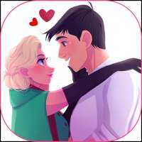 Couple Love Romance Sticker Packs : WAStickerApps on 9Apps