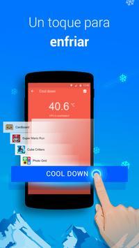 Cooling Master - Teléfono Cooler gratis, CPU mejor screenshot 3