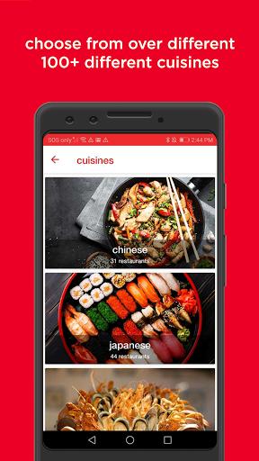 eatigo – discounted restaurant reservations screenshot 8