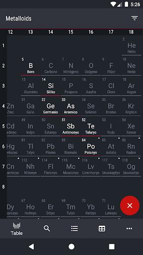 Periodic Table 2021 - Kimika screenshot 4