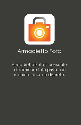 Armadietto Foto - foto blocco screenshot 1