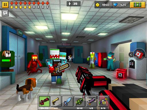 Pixel Gun 3D - Battle Royale screenshot 16
