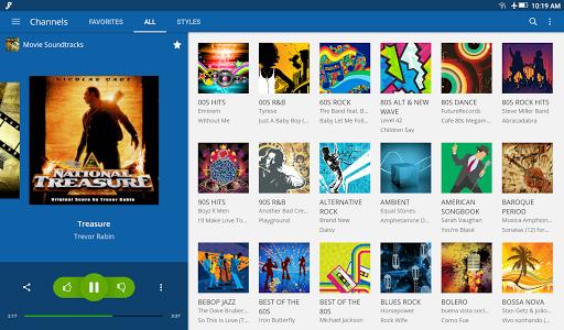RadioTunes: Hits, Jazz, 80s, Relaxing Music screenshot 10