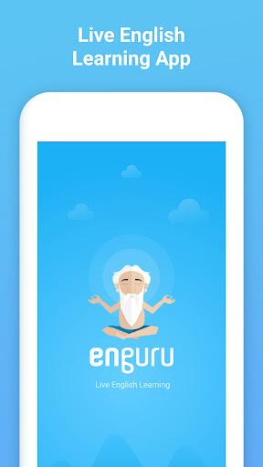 enguru Live English Learning | Speaking | Reading скриншот 1