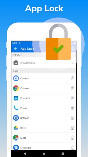 4 GB RAM Memory Booster - Cleaner | AppLock | Cool screenshot 4