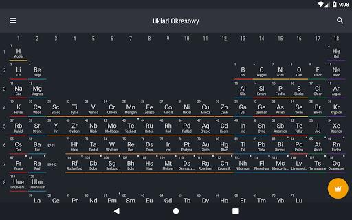 Układ Okresowy 2021 - Chemia screenshot 9
