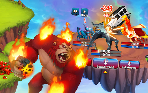 Monster Legends: Breed, Collect and Battle स्क्रीनशॉट 14
