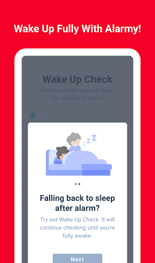 Alarmy - Morning Alarm Clock screenshot 6