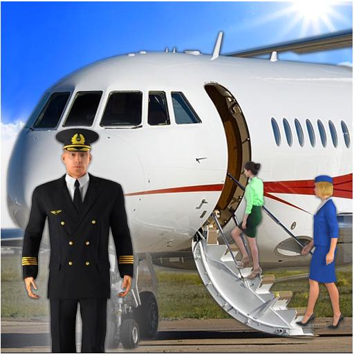Flugzeug Real Flight Simulator 2021: Pro Pilot 3D icon