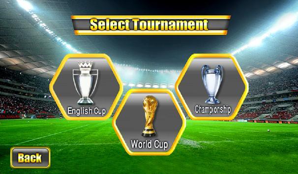 Soccer World Cup 2014 screenshot 12