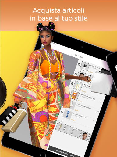 IMVU: social network con amici e chat room screenshot 11