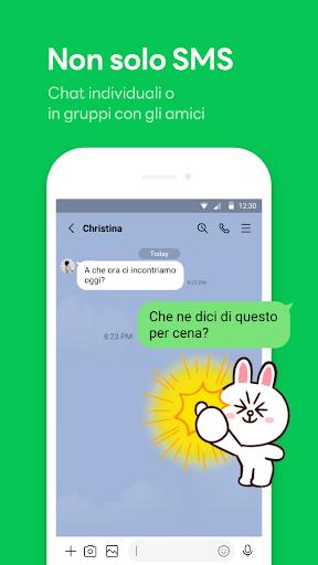 Chiamate e SMS gratis screenshot 1