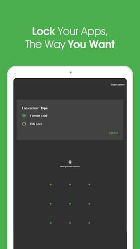 AppLocker  Lock Apps - Fingerprint, PIN, Pattern screenshot 12