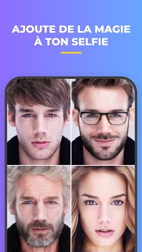 FaceApp - Éditeur de visage, relookage et beauté screenshot 8