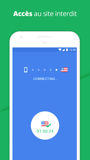 Snap VPN - Fast VPN Proxy screenshot 4