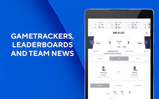 CBS Sports App - Scores, News, Stats & Watch Live screenshot 10
