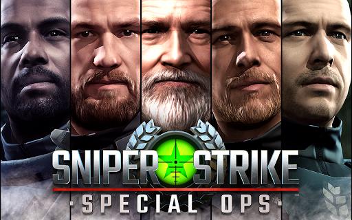 Sniper Strike – FPS 3D Shooting Game screenshot 5