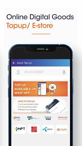 Online Shopping App In Myanmar - Shop.com.mm screenshot 5