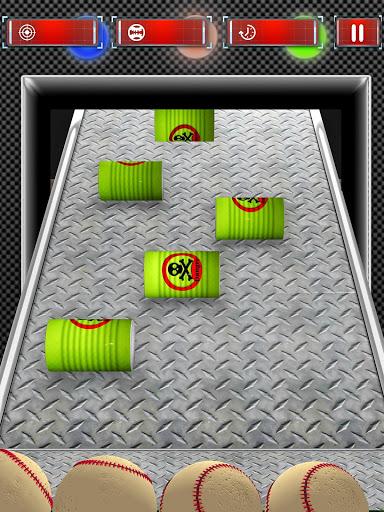 Tin Can Smasher - Hit & Knock Down Ball Shooter 3D screenshot 11