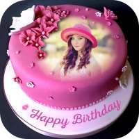 Name Photo On Birthday Cake on 9Apps