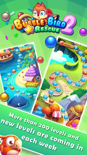 Bubble Bird Rescue 2 - Shoot! screenshot 10