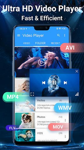 Video speler screenshot 2