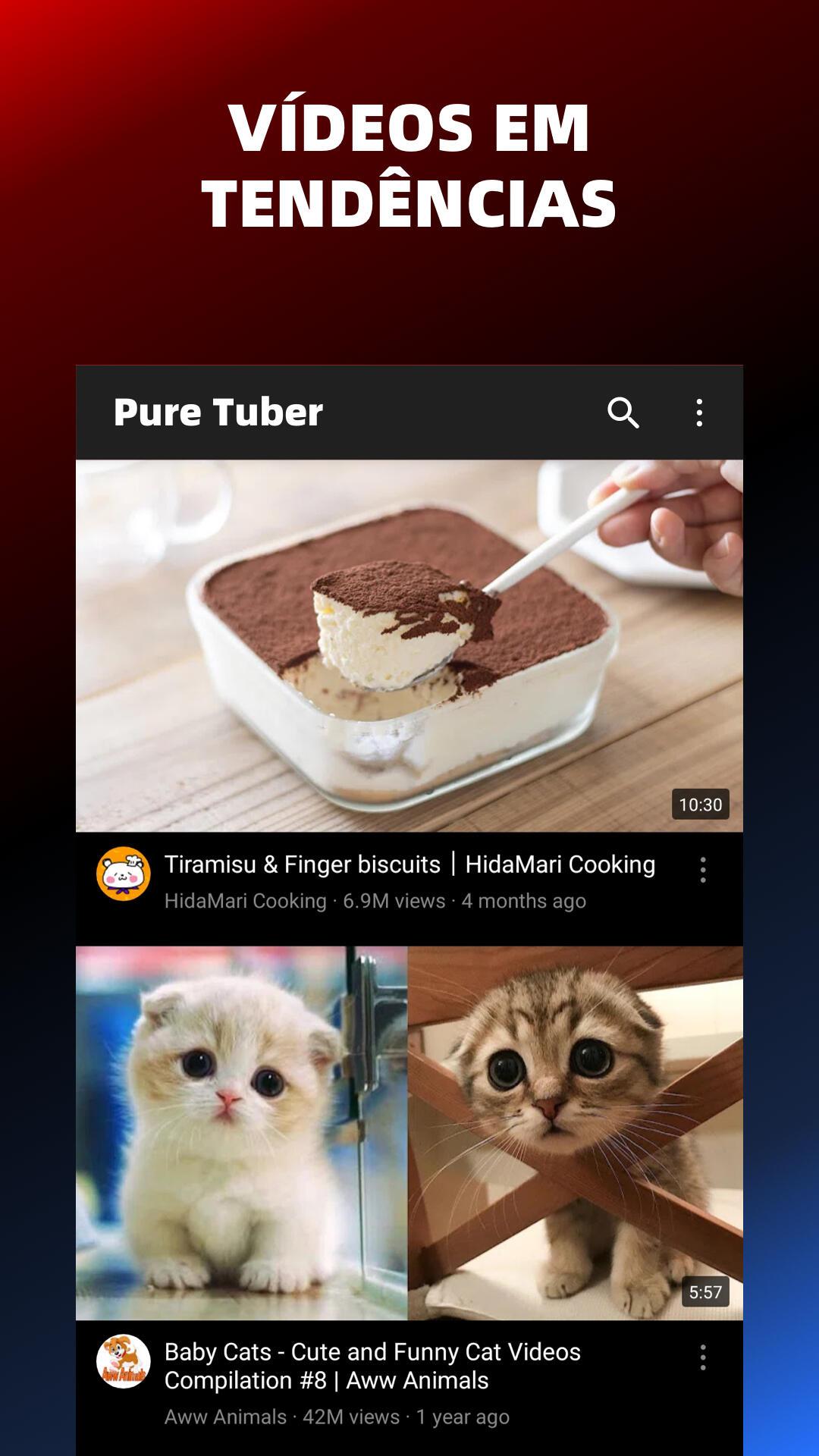 Pure Tuber- Ads de vídeo em bloco, Prêmio Gratuito screenshot 6