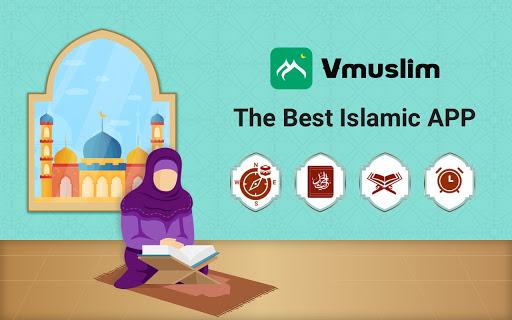 Muslim Prayer Times, Azan, Quran&Qibla By Vmuslim screenshot 9