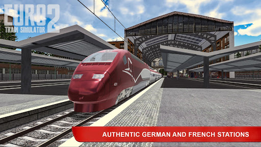Euro Train Simulator 2 screenshot 5