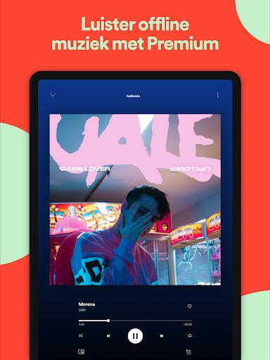 Spotify - Muziek en podcasts screenshot 14