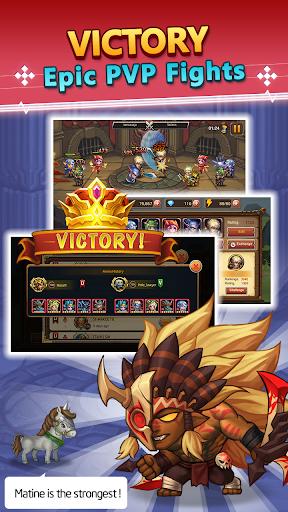 Heroes Legend - Epic Fantasy RPG screenshot 3