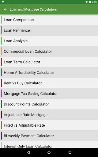 Financial Calculators screenshot 12