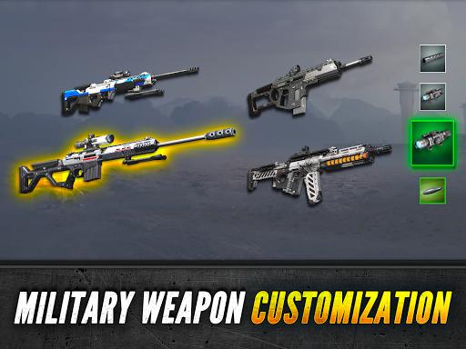 Sniper Fury: Online 3D FPS & Sniper Shooter Game screenshot 5